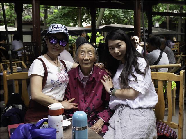 Three generations - so lovingly