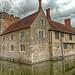 Ightham Mote and moat