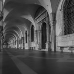 Mon, 03/19/2018 - 01:38 - Taken as a long exposure durring flooding in Venice at The Doge's Palace.