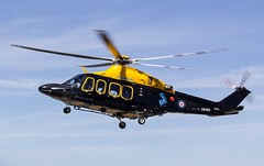 ZR283 Cobham Helicopter Services / RAF DHFS @ Cornwall Airport Newquay