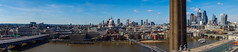 London Skyline from the Tate Modern