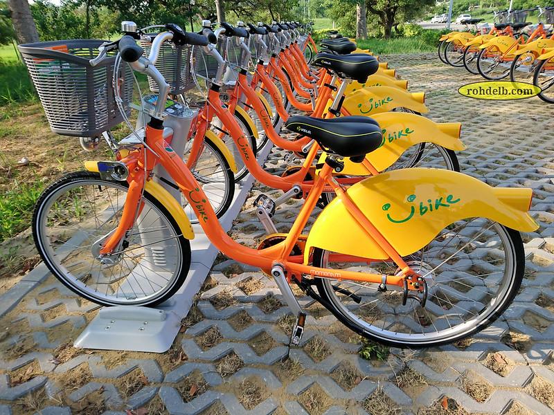 youbike in nhri