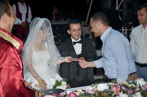Mutluluklarını evlilikle taçlandırdılar