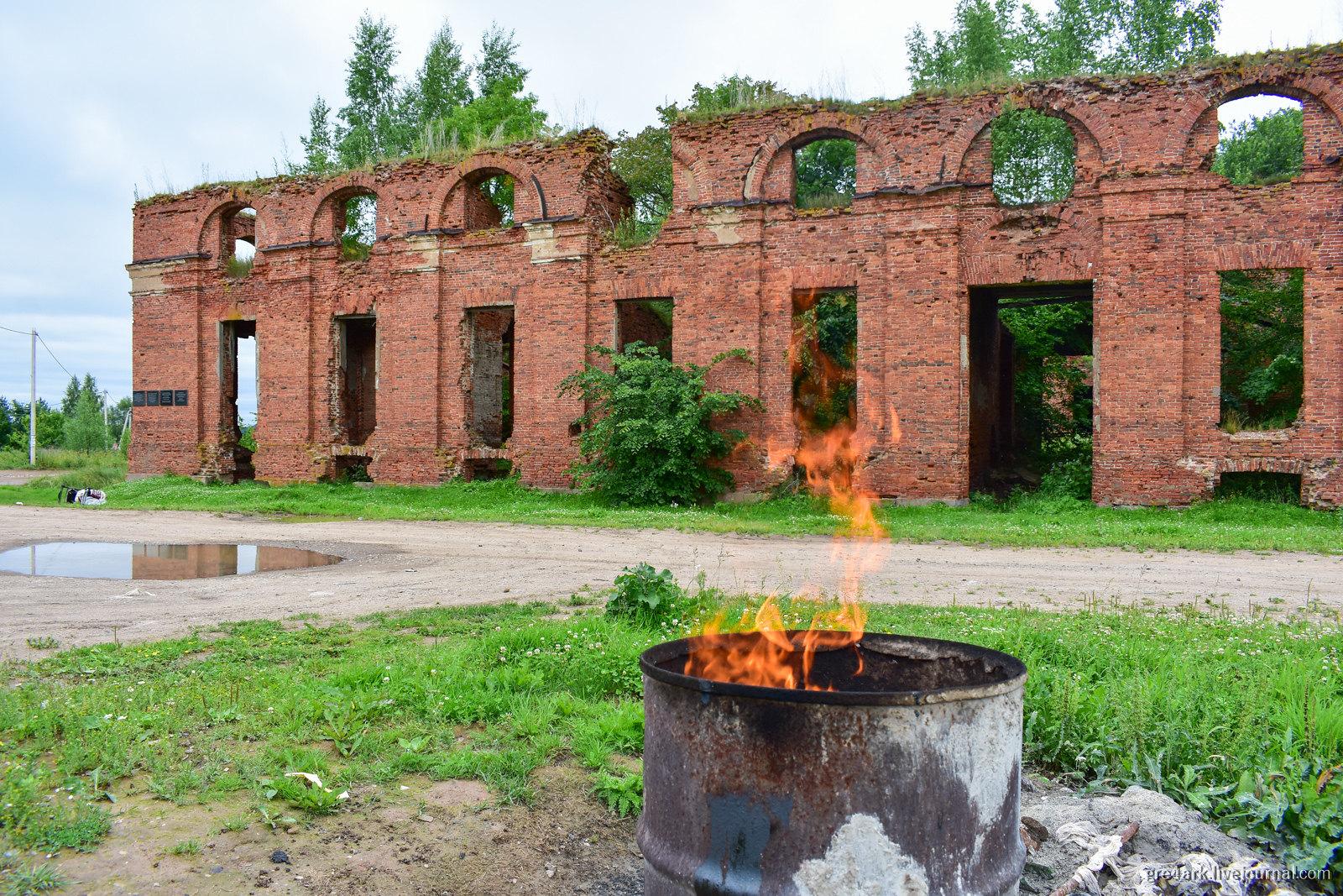 Аракчеевская деревня – остатки мегапроекта 18 века