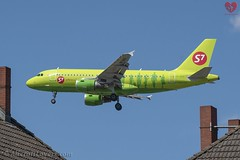 S7 Airbus A319-100