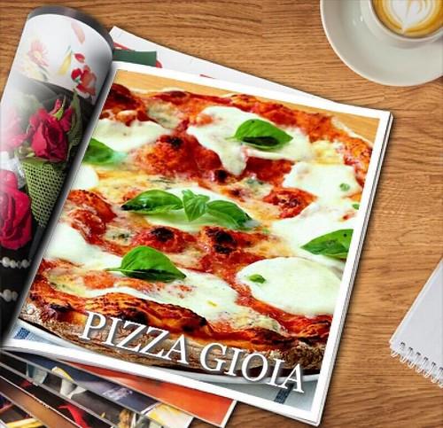 pizza gioia
