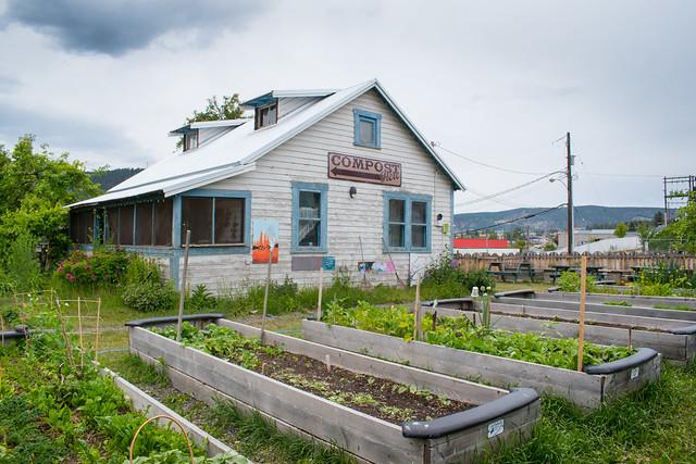 Potato House Project