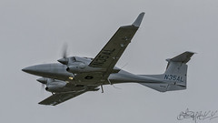 Able Liston Aviation Inc Trustee Diamond DA 42 Twin Star N35AL