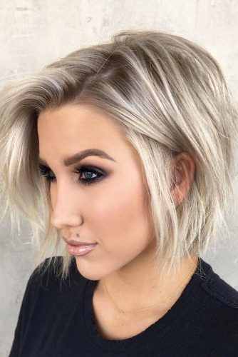 60+Pretty Ladies Short Haircuts -They Have Dreamt Of This Hairstyles 4