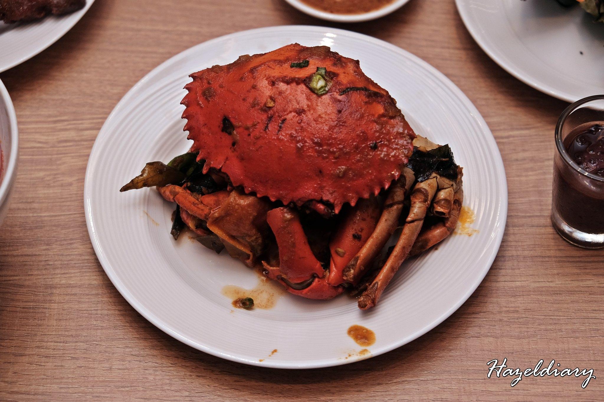 Penang Food Fare Buffet-Sky22 Courtyard Marriott-4