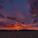 Desert sunset by bodiegroup