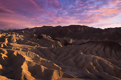 Sunset @ Death Valley