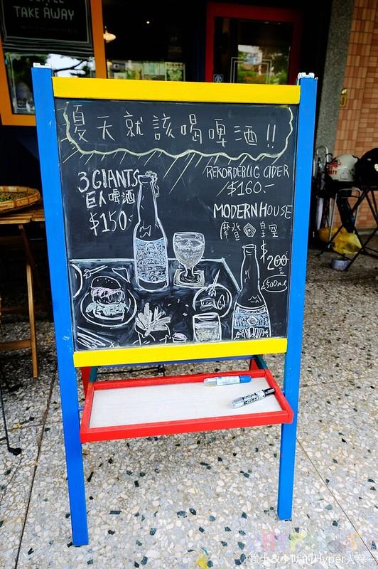 OkieDokie Cafe,OkieDokie Cafe 台中,台中咖啡,台中好吃,台中好吃漢堡,台中早午餐,台中早午餐 推薦,台中異國料理,台中美式,台中美食,台中美食推薦 @強生與小吠的Hyper人蔘~