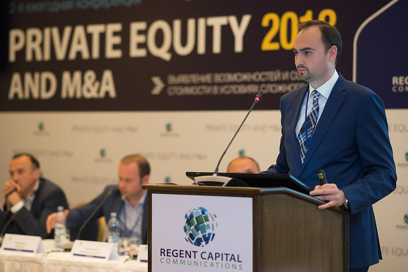 Андрей Марченко, «PRIVATE EQUITY AND M&A II»