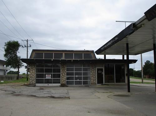 Texaco Gas Station Topeka,KS