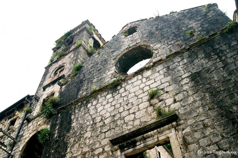 Церковь до восстановления
