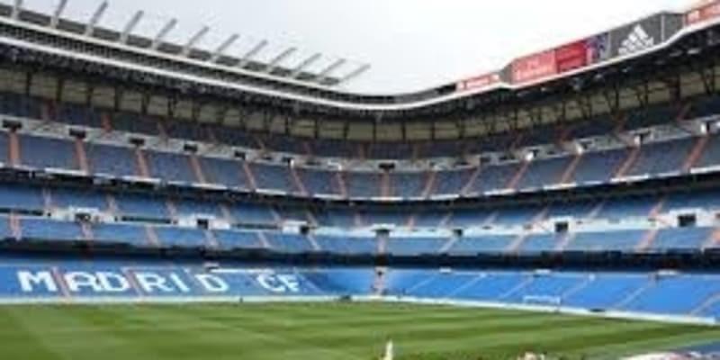 Bernabeu Punya Lapangan Baru Setelah Kepergian Cristiano Ronaldo