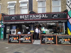 Picture of Best Mangal, EC2A 3JD