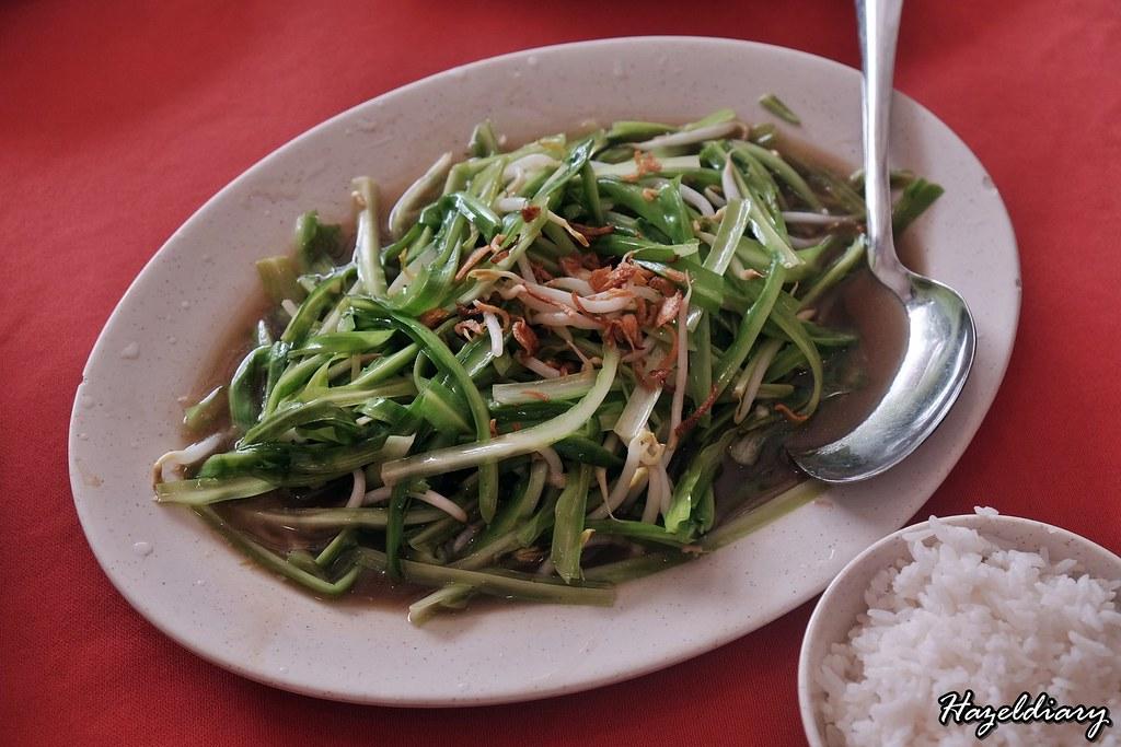 Ban Heong Seng Taman Impian Emas-Vegetables
