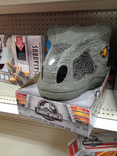 Dinosaurs on Sale at Target