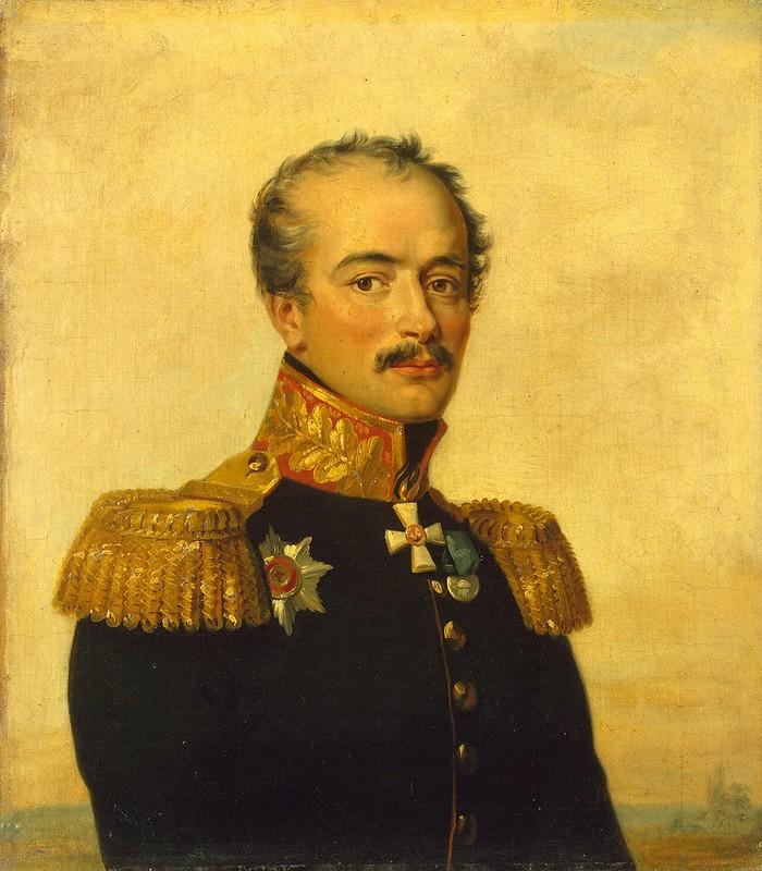 Джордж Доу. Военная галерея 1812 года. Часть 2