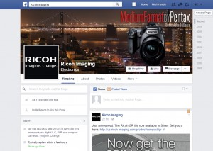 Ricoh Imaging - Facebook