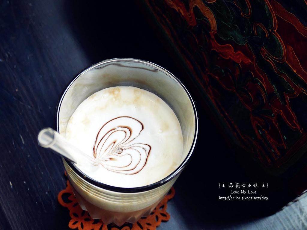 台北一日遊迪化街老屋爐鍋咖啡下午茶輕食蛋糕 (2)