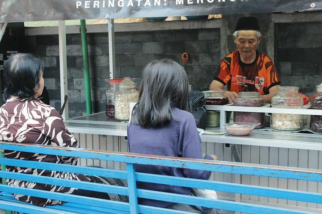 Es Campur Pak Said, Batu, Malang