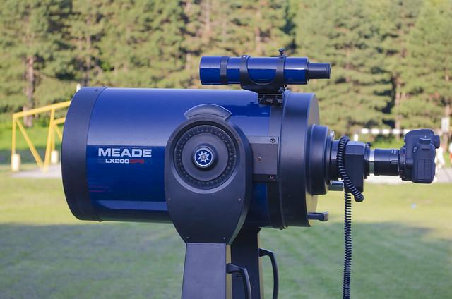 Teleskop Meade LX200