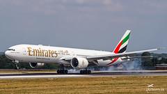 A6-EQL Emirates Boeing 777-31H(ER)
