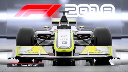F1 2018 Headline Edition Brawn 2009