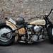 The Panhead Bobber.. by Harleynik Rides Again.