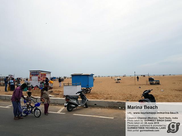 Marina Beach, Chennai (Madras), Tamil Nadu, India