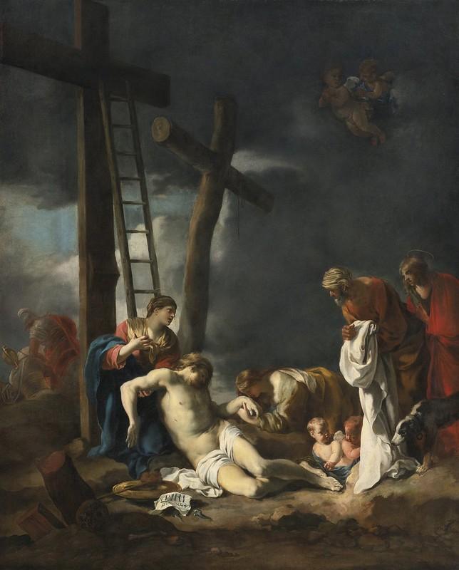 Sébastien Bourdon - The deposition from the cross