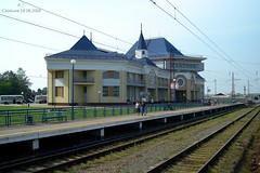Станция Семёнов