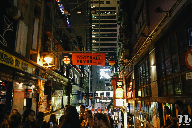 4 ngày du lịch Hong Kong – (2) Thang cuốn dài nhất thế giới và Victoria Peak