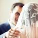 Wedding Veils : Bride wears Grandmother