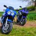 Yamaha R6 and Suzuki GSXR 400
