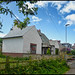 Seaton Delaval Hall To Seaton Sluice Harbour, Northumberland, UK - 2018.