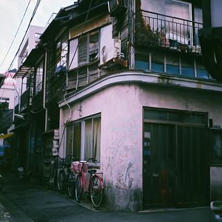 夜のとばりと京島玉ノ井 12