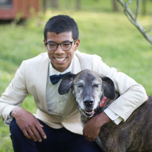 Prom 2018: Koshy and Zeus