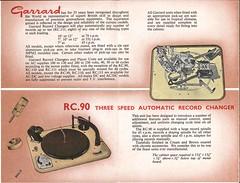 Garrard Brochure 1954 a