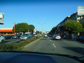Drive Across San Francisco