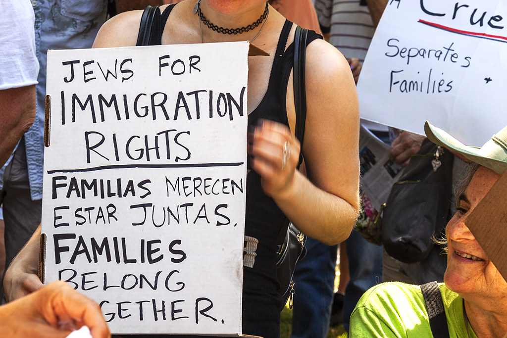 JEWS FOR IMMIGRATION RIGHTS--Logan Circle