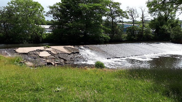 Ennerdale Mill Weir Removal