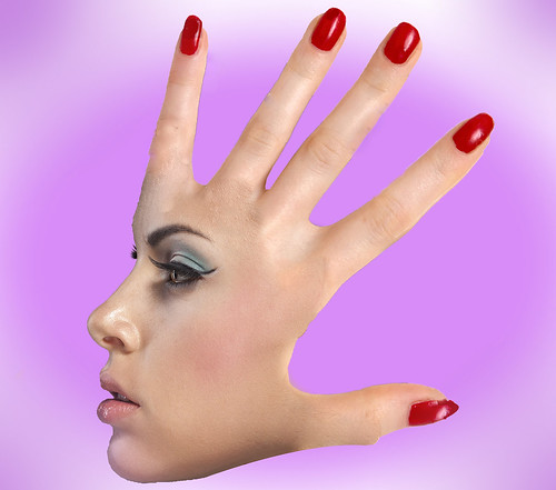 Give the Lady a Hand .............