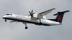 Bombardier DHC-8-402Q C-GGCI Air Canada Express