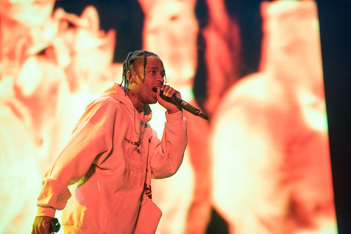 FIB Benicassim 2018 Travis Scott
