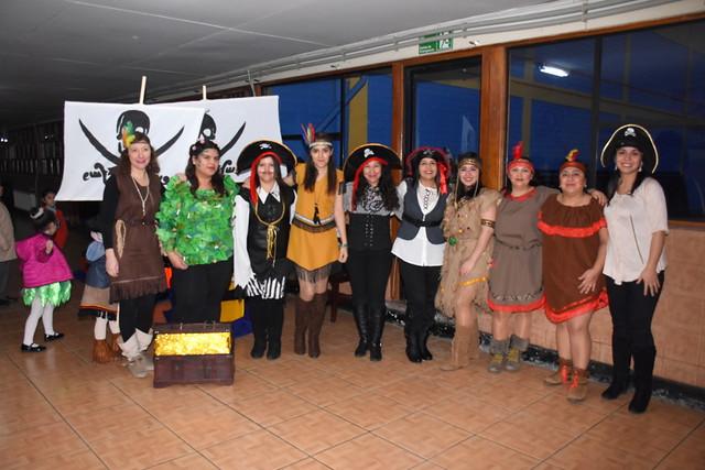 Carnavalito 107 años Pto Natales