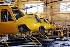 VCSO Bell 205 N205VC @ Camarillo